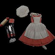 Vintage Barbie Complete Barbie Q Outfit