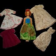 Madame Alexander 1960s Redhead Brenda Starr Doll w/Clothes