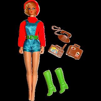 Vintage Blonde Busy Talking Barbie Doll...Still Talks!