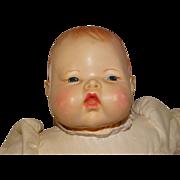 """Ideal 1983 CBS 18"""" Thumbelina Doll"""