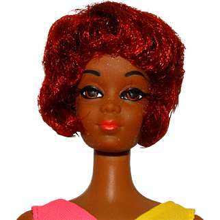 Vintage Redhead Twist & Turn Christie Doll w/Wrist Tag