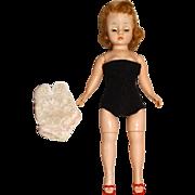 "Madame Alexander 1950s 9"" Blonde Cissette Doll"
