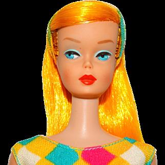 Vintage Blonde Color Magic Barbie Doll w/High Color