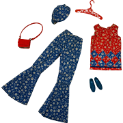 Vintage Francie Complete Bells Outfit