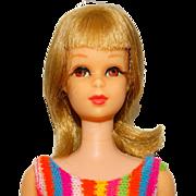 Vintage Blonde Twist & Turn Francie Doll