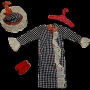 Vintage Francie Complete Side Kick Outfit
