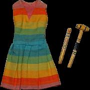 Vintage Barbie Fun & Games Outfit - Red Tag Sale Item