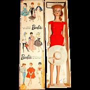 Vintage Barbie Dressed Box Ponytail w/Sheath Sensation Outfit Japanese Exclusive