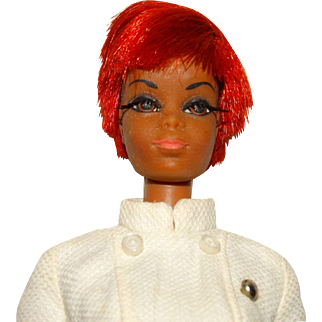 Vintage Redhead Twist & Turn Julia Doll