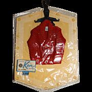 Vintage Barbie NRFP Ken Pak Red Sweater