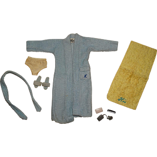 Vintage Ken Complete Terry Togs Outfit