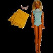 Vintage Blonde Malibu Barbie Doll