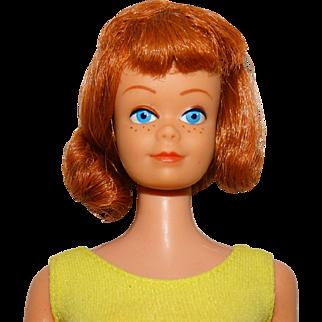 Vintage Redhead Straight Leg Midge Doll