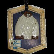 Vintage NRFP Ken PAK Tan Windbreaker