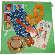 Vintage NRFP Ken In Hawaii Outfit