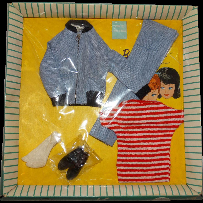 Vintage NRFP Ken Yachtsman Outfit