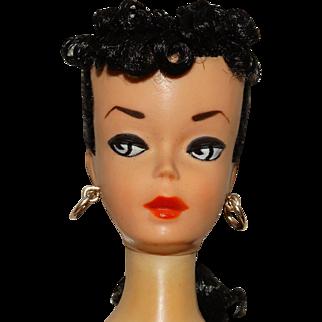 Custom Vintage Brunette #2 Ponytail Barbie Doll