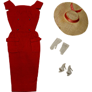 Vintage Barbie Complete Sheath Sensation Outfit