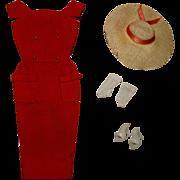 Vintage Barbie Complete Sheath Sensation Outfit