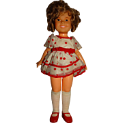 "Ideal 1972 Shirley Temple 16"" Doll"
