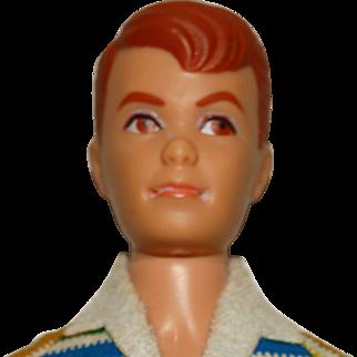 Vintage Redhead Straight Leg Allan Doll