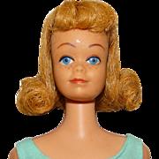 Vintage Blonde Straight Leg Midge Doll