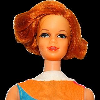 Vintage Redhead Short Flip TNT Stacey Doll