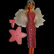 Vintage Blonde 1977 Department Store Exclusive Super Star Barbie Doll