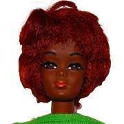 Vintage Redhead Talking Christie Doll