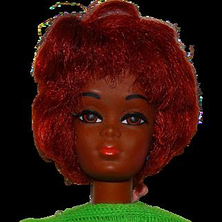 Vintage Redhead Talking Christie Doll