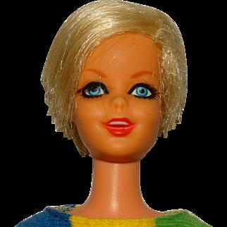 Vintage Barbie Twist & Turn Twiggy Doll