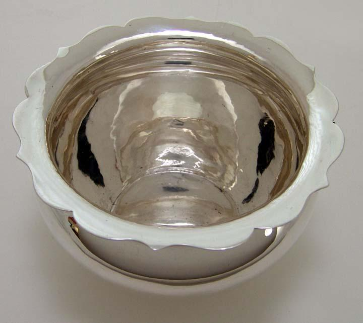 Gebelein Boston Sterling Silver Arts & Crafts Bowl