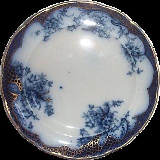 Flow blue plate-Flanders