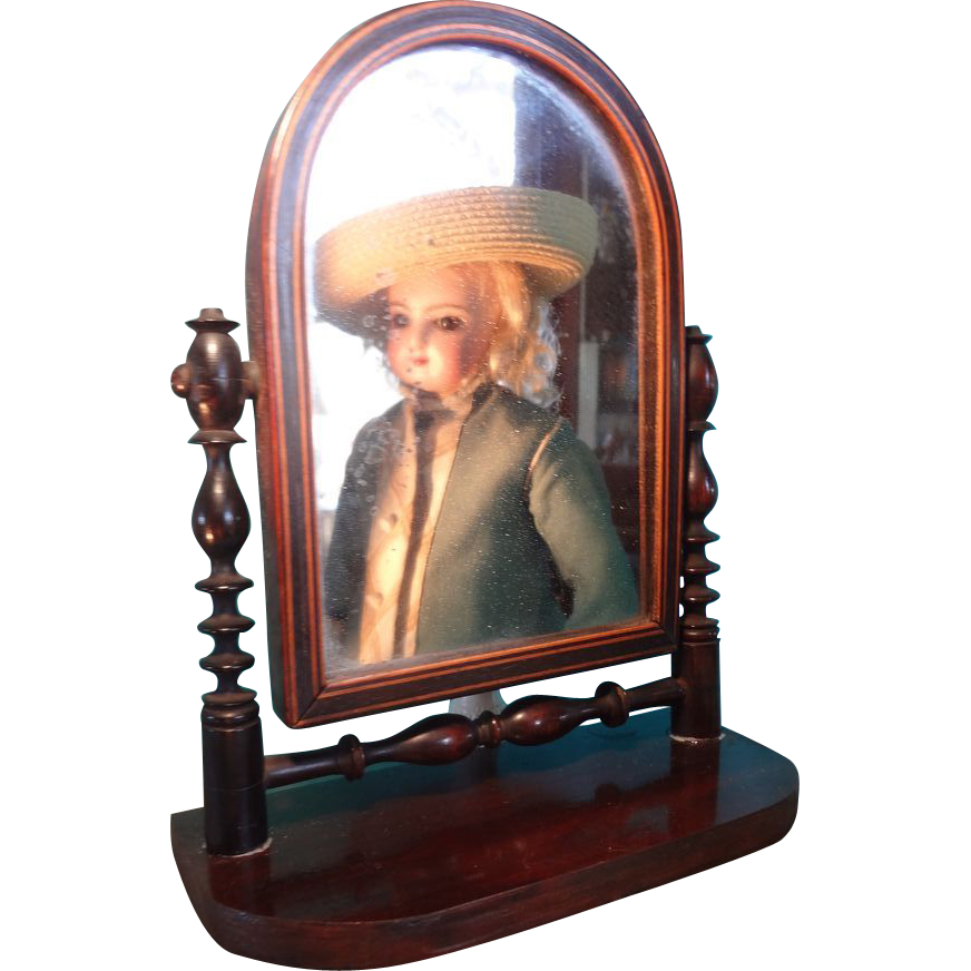 Miniature Dressing Mirror