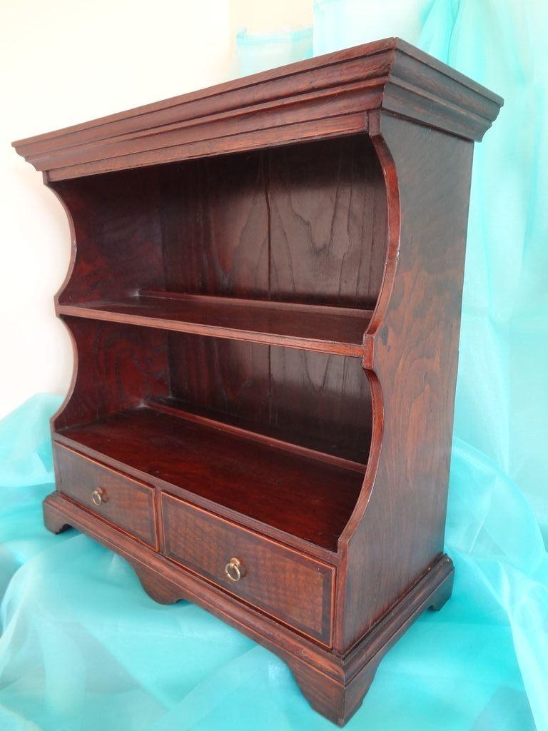 Miniature Salesman Sample Bookcase