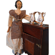 "15"" German Grodner Tal Doll"