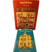"Doll House Books: ""A World of Doll Houses"" by Flora Gill Jacobs and ""Family Dolls' Houses"""