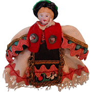 Carl Horn Doll in Regional Costume