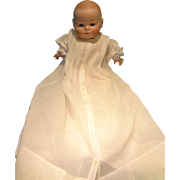 German Bisque Baby Doll Dream Baby
