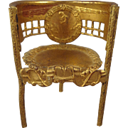 Ormolu Doll House Club Chair