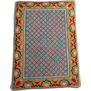 Needlepoint Doll House Rug