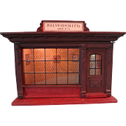 Kupjak Silversmith Shop in Standard Doll House Scale