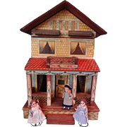 Fabulous Bliss Two Room Doll House
