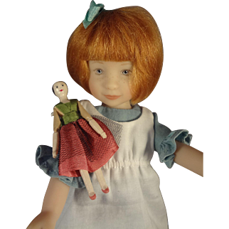 UFDC 2016 Convention Doll Emily by Heather Maciak