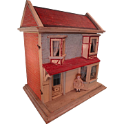 Christian Hacker Two Room Doll House