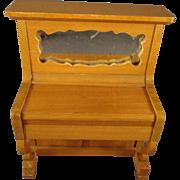 Scheegas Doll House Piano Golden Oak