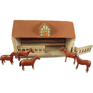 Erzgibirge Stable and Horses