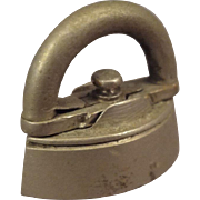"Miniature Enterprise Sad Iron ""Baby Centennial"""