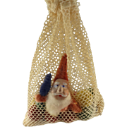 Christmas Santa Bag of Candy
