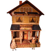 Wonderful Bliss Doll House Two Room